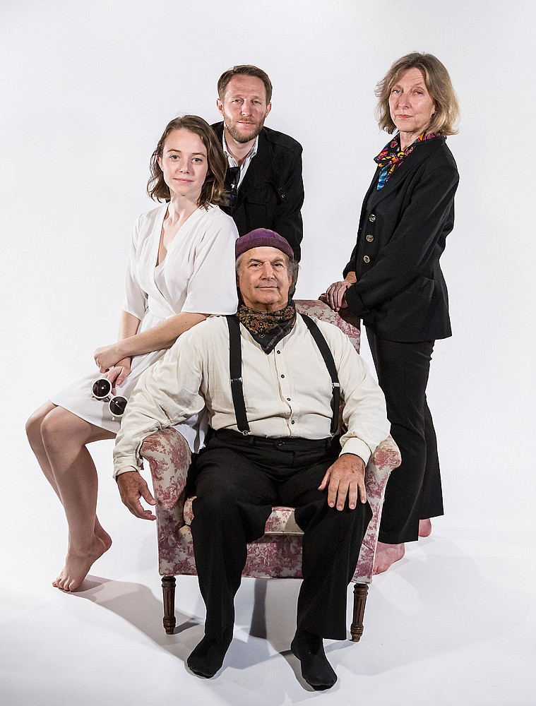 Lit Moon brings Tennessee Williams's classic to Center Stage.