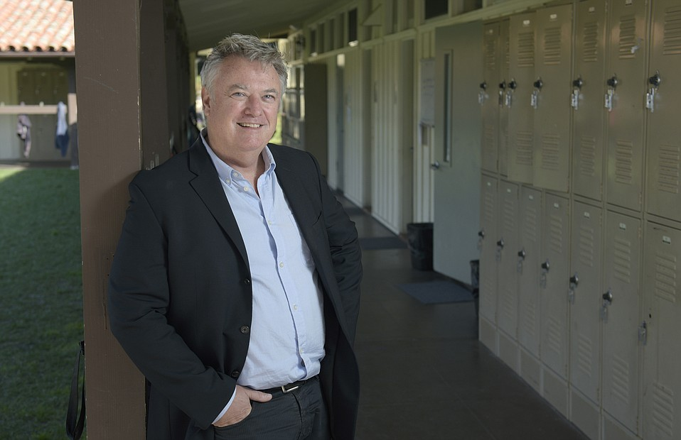 Charles Donelan at Laguna Blanca School
