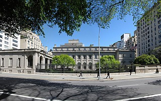 The Frick Collection art museum in New York