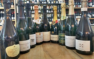 Wine + Beer hosts the best way to taste high-end bubbly on December 8.