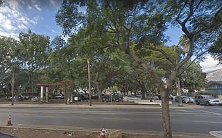 Commuter Lot on Carrillo and Castillo