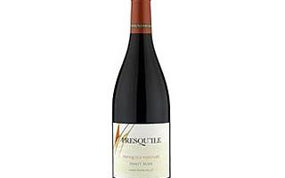 Presqu'ile Pinot Noir