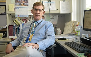 """""""This is huge,"""" said substance-abuse specialist John Doyel of the county's new treatment options."""