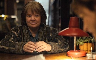 Melissa McCarthy as Lee Israel in 'Can You Ever Forgive Me'