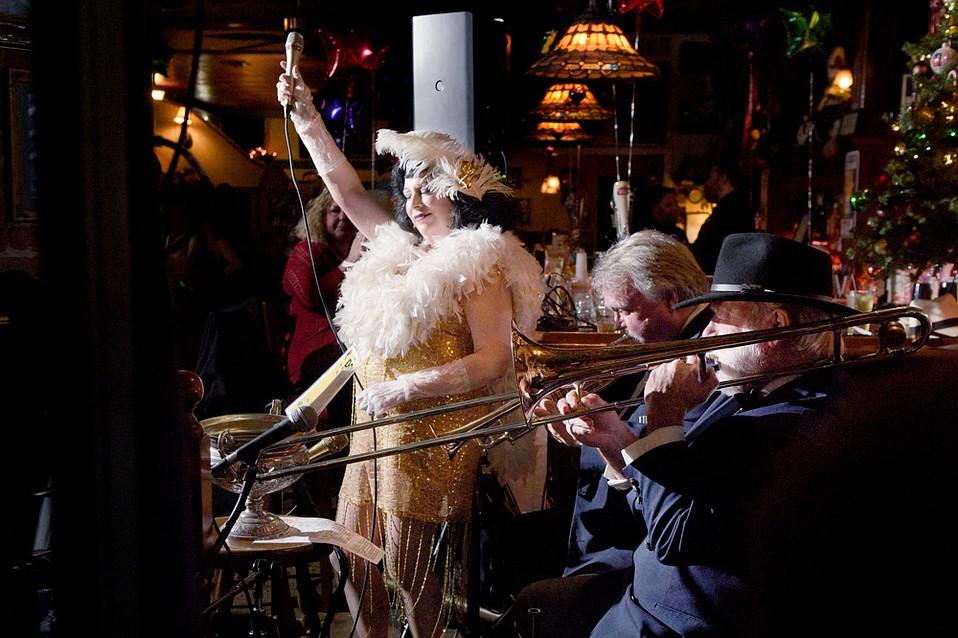 Ulysses Jazz plays a 20th anniversary show at James Joyce