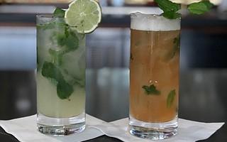 Cocktails at the Corner