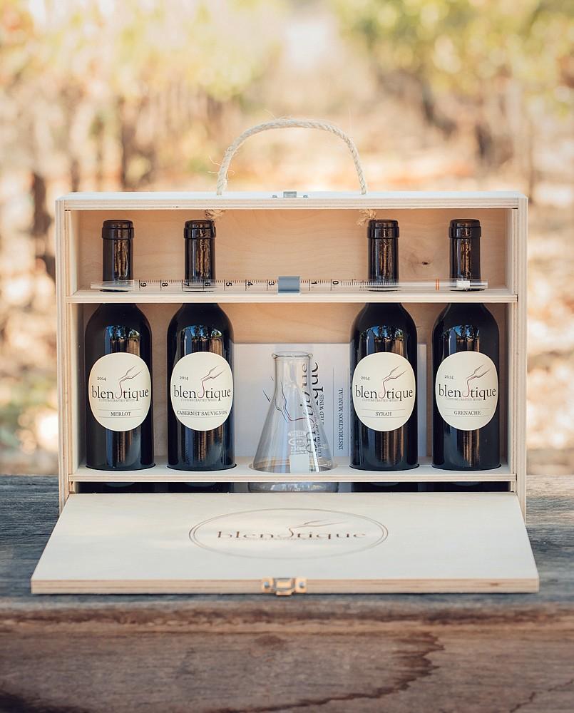 Blendtique outdoor blending kit