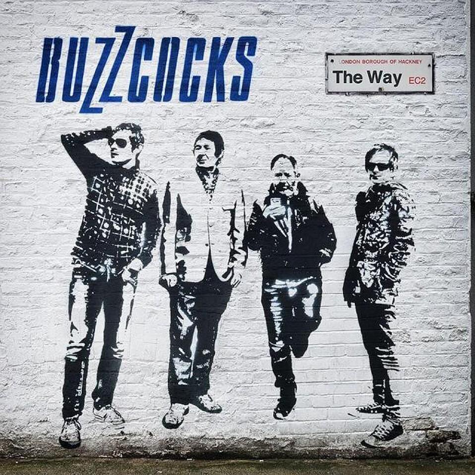 Buzzcocks's <em>The Way</em>