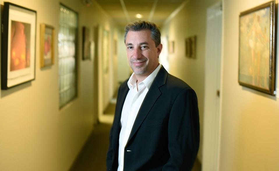 Jarrod Schwartz, Just Communities executive director