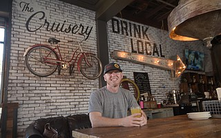 The Cruisery's owner Aron Ashland is betting that Santa Barbara's proud bike culture will enable his new brewpub to thrive in our increasingly competitive brewing scene.