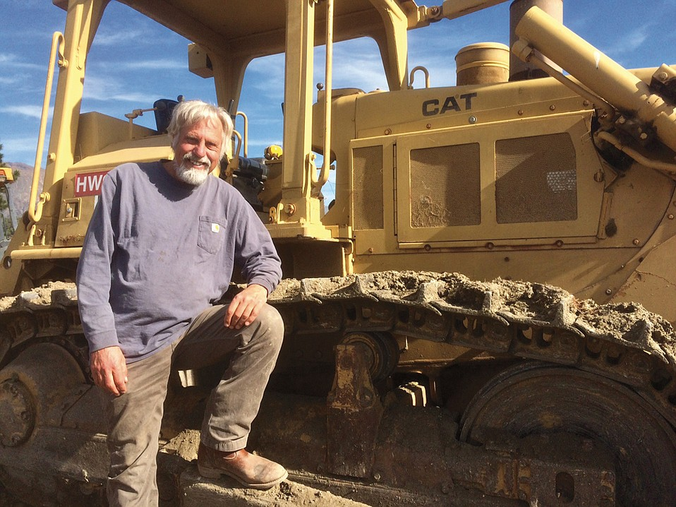The oldest of the Schwan brothers, Santa Barbara-born-and-raised James Schwan has been in the excavation and demolition business for more than 40 years.