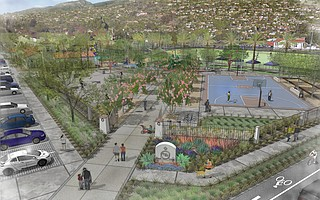 What Ortega Park 2.0 might look like