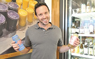 Jay Ferro of Silvergreen's and Kyle's Kitchen fame is now serving soup, juice, and more to-go foods at Süp & Jüs.