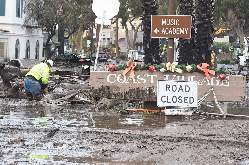After the city and county of Santa Barbara filed suit for costs from the Montecito debris flow and Thomas Fire, SoCal Edison has counter-sued.
