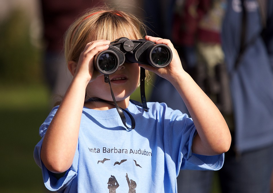 Kids are welcome to the fifth annual winter bird count at Lake Los Carneros on Saturday.