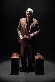 Willy Loman played by Henry Woronicz in <em>Death of a Salesman</em>