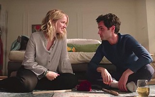 When the twisted rom-com <em>You</em> — starring Elizabeth Lail (left) and Penn Badgley — premiered on the Lifetime network in weekly installments, it struggled to connect with audiences. But, since coming to Netflix, it has proved itself the perfectly bingeable recipe.