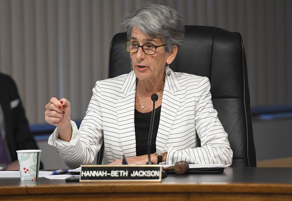 State Senator Hannah-Beth Jackson