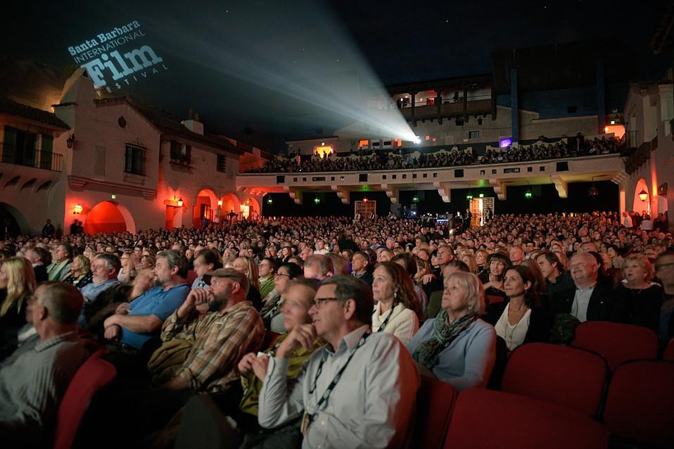 Santa Barbara International Film Festival opening night