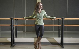 State Street Ballet Education & Outreach Director Cecily Stewart