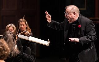 Philharmonia Baroque Orchestra at the Granada