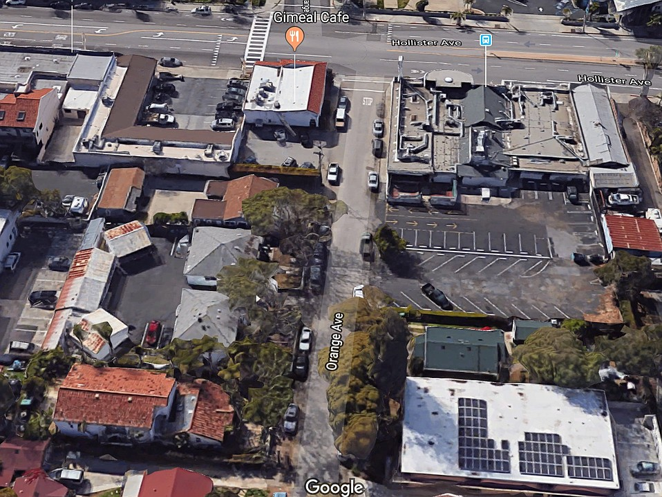 Goleta City Council proposed fast-tracking a city-owned parking lot on Orange Avenue that was purchased in October 2017 and has yet to be completed.