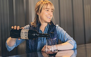 McKenna Giardine is just one of 22 women winemakers celebrating on March 8.