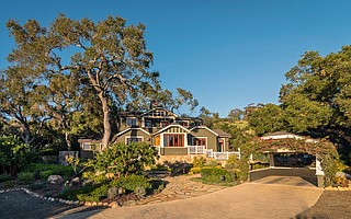 Address:  2480 Foothill Road | Status: On the market | Price:  $2,295,000