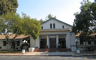 The Goleta Valley Community Center has become ground zero of the storefront cannabis debate in Goleta; a well-heeled cannabis applicant wants to move in across the street.