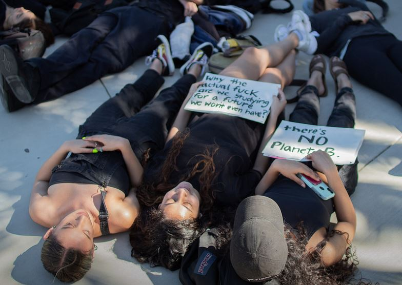 Climate Strike March 15 Twitter: UCSB Strikes For The Climate